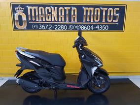 Honda Elite 125 - Preta - 2019 - Km 1500