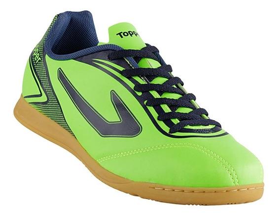 Chuteira Cup Futsal Verde - Topper