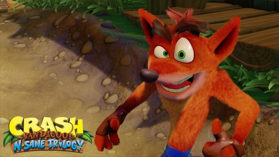 Crash Bandicoot N Sane Trilogy Steam Key Pc Original Online