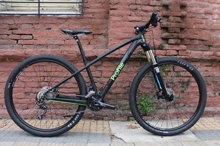 Bicicleta Profile Carbono 29 Rock Shox Deo 2018 Planet Cycle