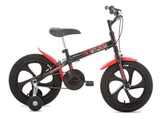 Bicicleta Infantil Houston Pix Monotubo Aro 16