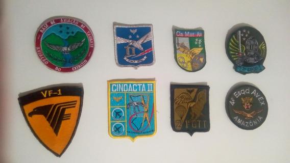 Kit Bolachas Militares Brasileiras De Aviação Originais
