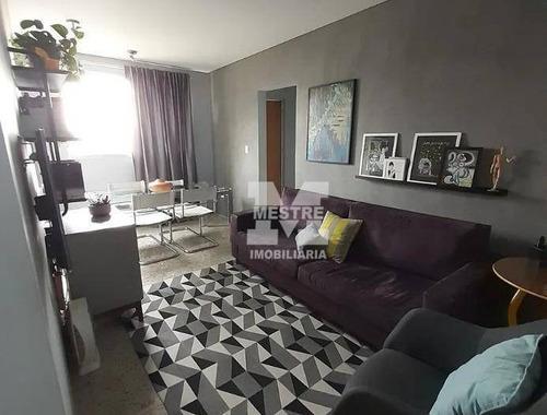 Apartamento Com 2 Dormitórios À Venda, 55 M² Por R$ 272.000,02 - Picanco - Guarulhos/sp - Ap2817