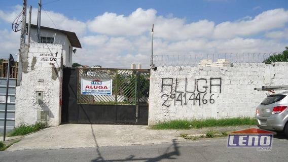 Terreno À Venda, 3150 M² Por R$ 12.600.000,00 - Vila Esperança - São Paulo/sp - Te0017