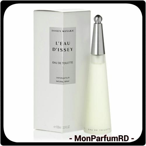 Imagen 1 de 5 de Perfume L'eau D'issey By Issey Miyake. Entrega Inmediata