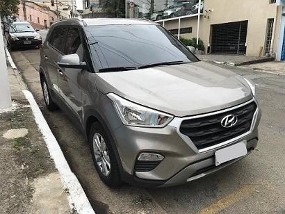 Hyundai Creta Pulse 1.6 Bx Km