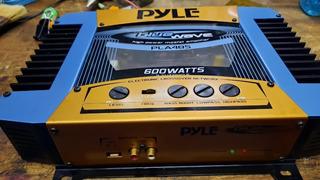 Amplificador-potencia Para Auto, Marca Pyle, Modelo Pla485