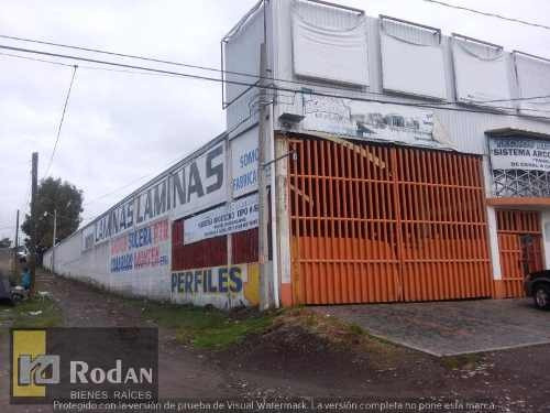 Bodega Comercial En Renta San Bartolome Matlalohcan 1ra Secc