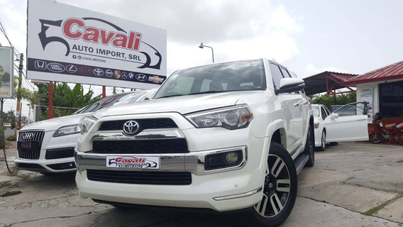 Toyota 4runner Limited Blanca 2014