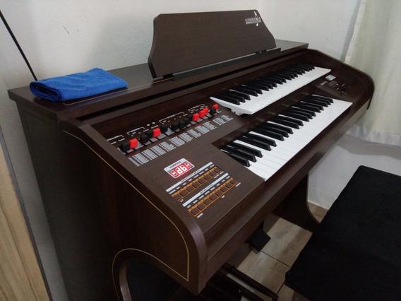 Órgão Novo Harmonia Hs50 Fret Grátis Sul Mg Melhor Minami Gambitt