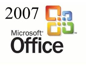 Cd De Instalação Do Offce 2007 + Serial Original Permanente