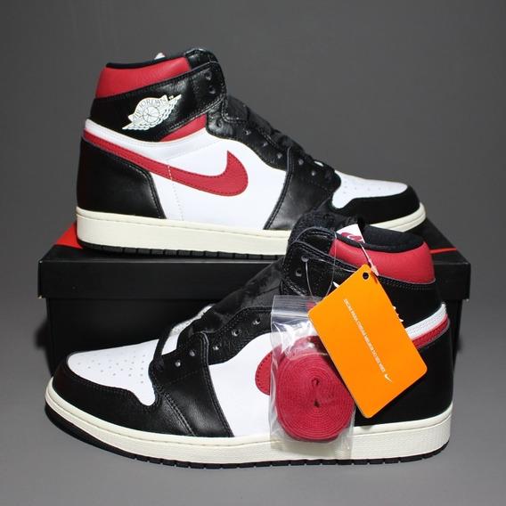 Tênis Air Jordan 1 High Gym Red