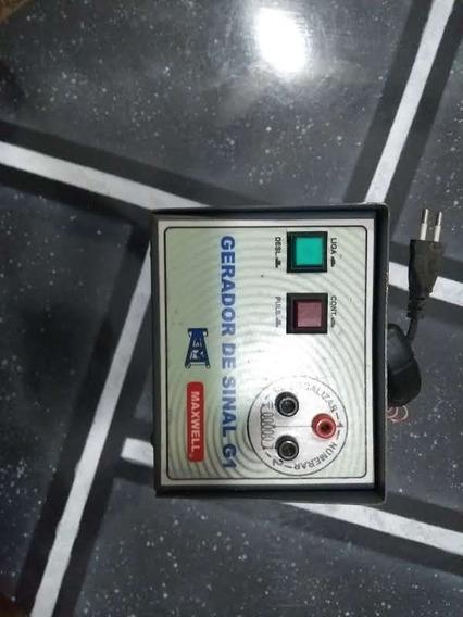 Gerador De Sinal -g1-maxwell - Para Numerar Cabo Telefônico