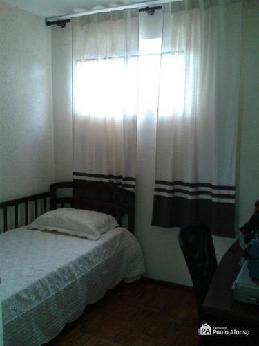 Apartamento Com 3 Dormitórios À Venda, 90 M² Por R$ 440.000,00 - Centro - Poços De Caldas/mg - Ap1285