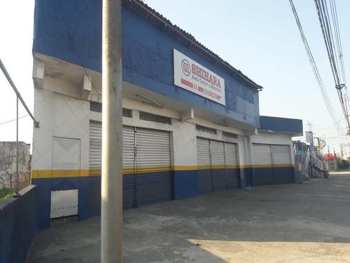 Imagem 1 de 8 de Loja/salão Em Jundiapeba  -  Mogi Das Cruzes - 2905