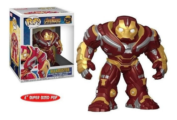 Funko Pop! Avengers: Infinity War - Hulkbuster #294