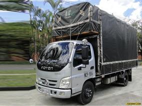 Foton Estacas Publico Camion