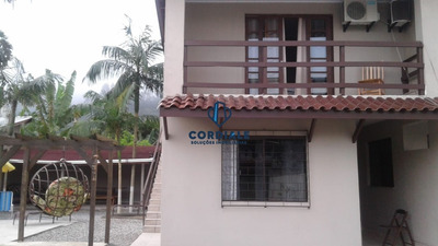 Casa Com Piscina Para Temporada Na Praia Do Estaleirinho Em Bc - Ca00108 - 34053193