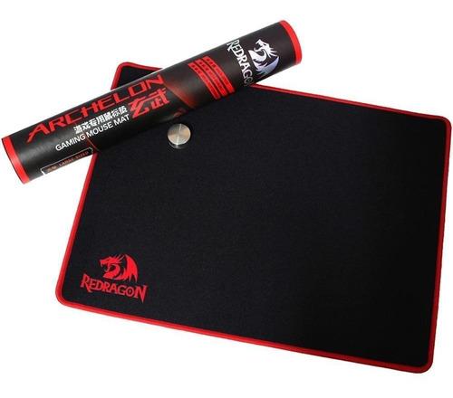 Imagem 1 de 2 de Mousepad Redragon Archelon 400x300x3mm P002