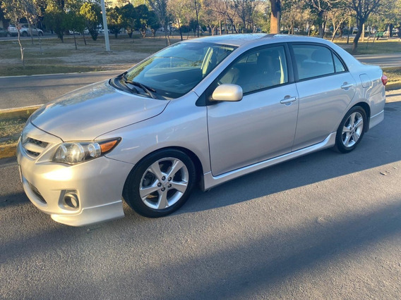 Toyota Corolla Xrs 2012 At