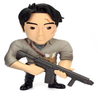Figura Metalica 11 Cm. Glenn Rhee The Walking Dead