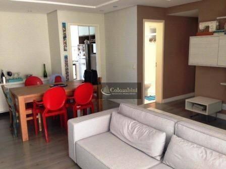 Apartamento Residencial Para Locação, Jardim São Caetano, São Caetano Do Sul. - Ap0822