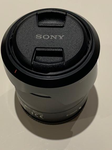 Lente Sony Emount 18-55 Do Kit Sony