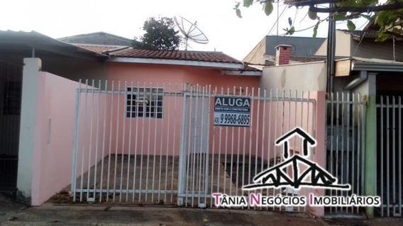 Casa 3 Dormitórios Locação Anual Jardim Vila Romana Londrina - 601-222