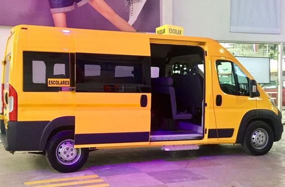 Jumper L3h2 Bluehdi 163 S&s Bvm6 Escolar (diesel - Mecánico)