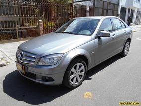 Mercedes Benz Clase C Cgi Sedan
