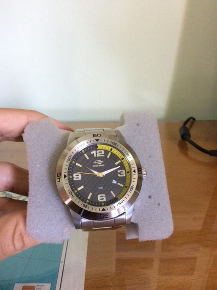 Relógio Masculino Analógico Mormaii Technos 2115klr