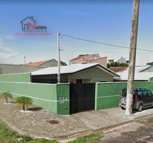 Imagem 1 de 15 de Casa No Bairro Novo Mundo Em Curitiba Pr - 16392