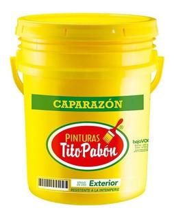 Ea Pintura Acrílica Fachada Caparazón Blanco X1gal