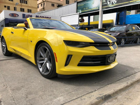 Chevrolet Cámaro, Convertible, Rs 2017, Tel. 8296581155
