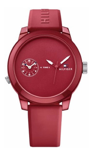Reloj Tommy Hilfiger Hombre Denim 1791323 Garantia Oficial E