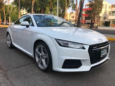 Audi Tt S Line Año 2017