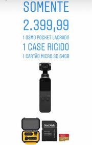 Osmo Pocket Kit Microsd + Case