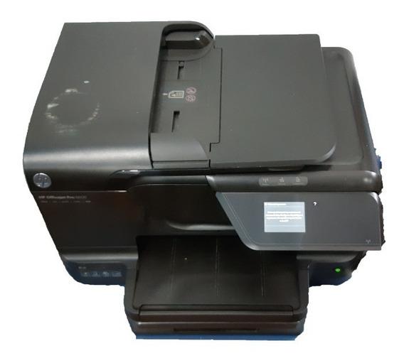 Multifuncional Hp Pro 8600 Com Defeito Sistema De Tintas