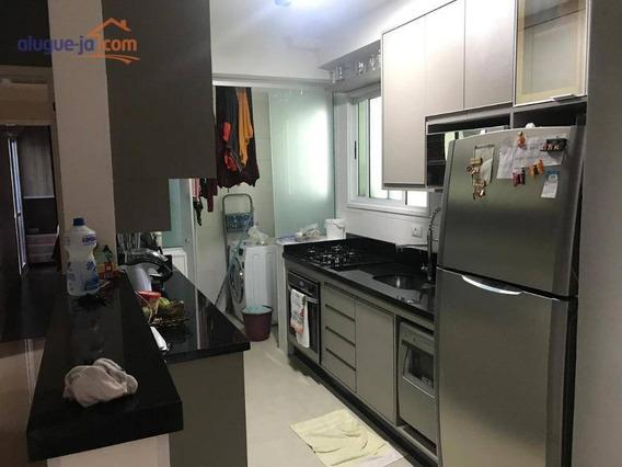 Apartamento Com 3 Dormitórios À Venda, 83 M² Por R$ 385.000,00 - Jardim América - São José Dos Campos/sp - Ap6950