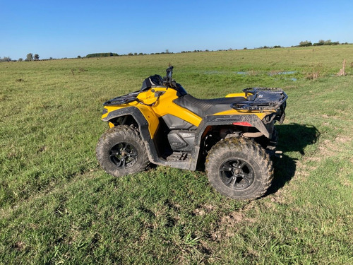 Cuatri Can Am 570 Pro 4x4 At Dps