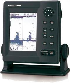 Sonar Furuno Ls-6100 Com Transducer