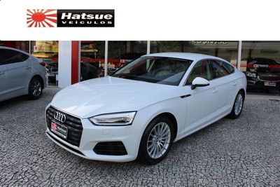 Audi A5 2.0 Tfsi Sportback Attraction 16v Gasolina 4p