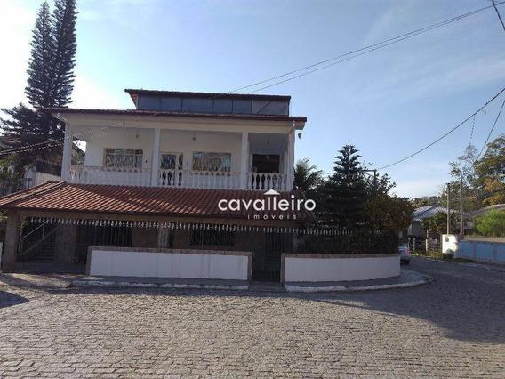 Casa Em Condomínio No Flamengo - Maricá!!!!! - Ca2641