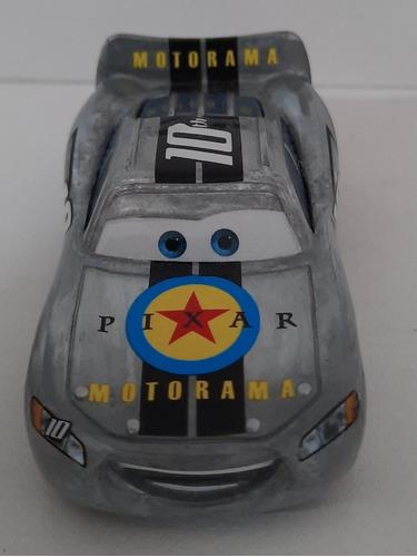 Disney Cars Motorama Lightning Mcqueen Pixar - Raríssimo