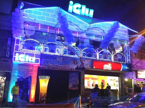 Venta Bar Iglu Ice Barrio Restrepo Acreditado Discoteca.