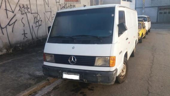 Mercedes Benz Mb180d 2.4 Diesel 1995 Van