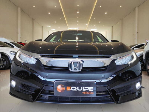 Imagem 1 de 15 de Honda Civic Sedan Touring 1.5 Turbo 16v Aut 4p