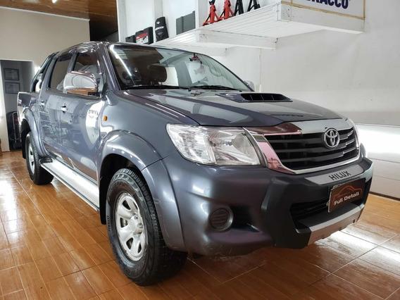 Toyota Hilux 3.0 Cd Sr C/ab I 171cv 4x2 2013