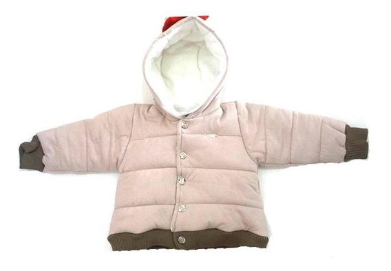 Blusa Jaqueta Feminina Infantil Bebe- 013655