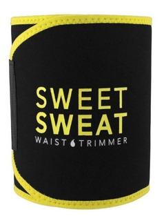 Sweet Sweat Cinta De Neoprene Perca Gordura Local
